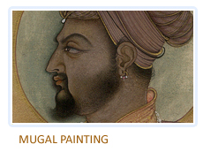 Mugal paintings